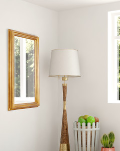 Simple Elegance Mirror 12X24 Soft Gold