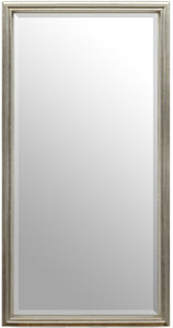 Simple Elegance Mirror Silver 24x48