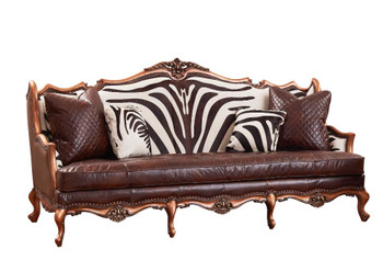 French Sudan Sofa