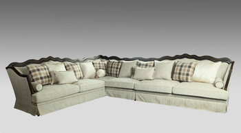 Shalimar Sectional 4 piece set (KIT)