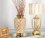 Tartan Jeweled Vase