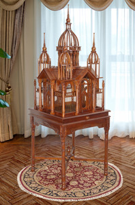 Birdcage on Stand A