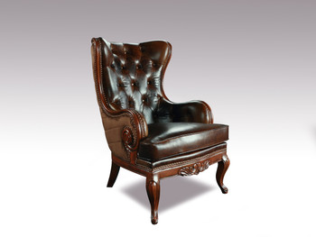 Barrister Fireside Chair