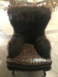 Barrister Racka Sheep Chair