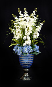 Duke Finial Urn Arrangement