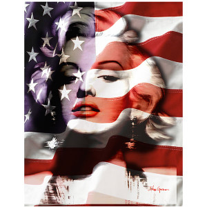 US Marilyn Gallery Wrap 55