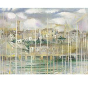 Harbor Gallery Wrap