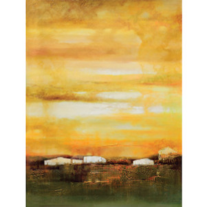 Abstract Field A Gallery Wrap