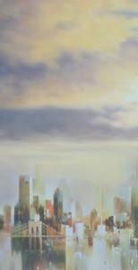 Sky City Gallery Wrap