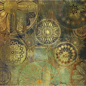 Guruv Medallion Gallery Wrap
