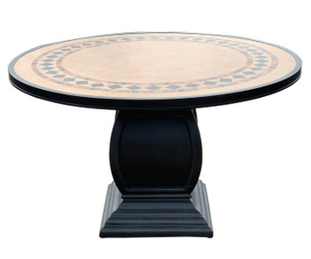 Astoria Round Tile Dining Table