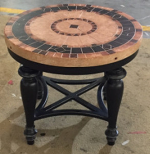 Astoria Tile End Table