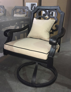 Astoria Swivel Rocker with Cushion