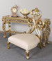 Platine Cream Swank Chair