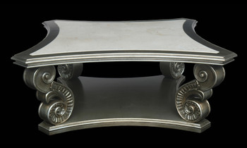 Platina Bella Coffee Table