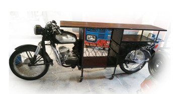 City Two Wheeler Bar