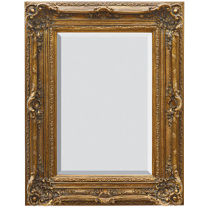Renaissance Mirror 20x24 Burnished Gold