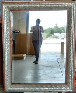 Natural Woods Sleek Mirror   12x24   0106