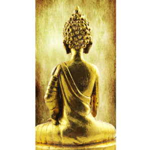 Golden Buddha Left