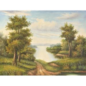 Landscape Gallery Wrap