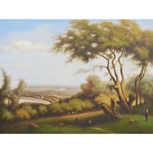 Artist Landscape Gallery Wrap