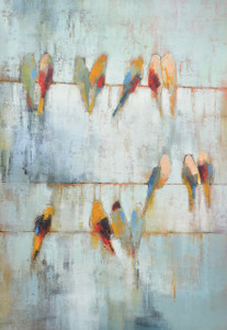 Birds 1 Gallery Wrap