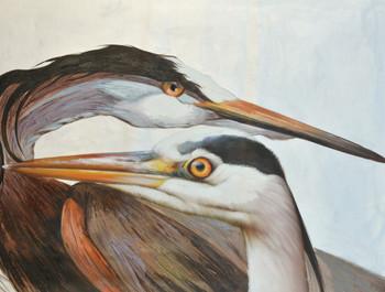 Heron 2 Gallery Wrap