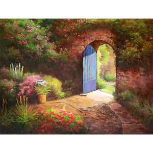 Secret Garden Gallery Wrap 23