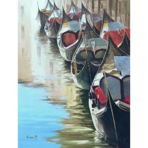 Gondola Gallery Wrap 64
