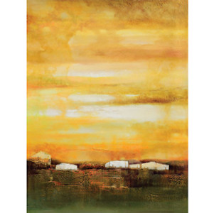 Abstract Field B Gallery Wrap 66B