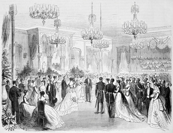 Grand Bal Illustration
