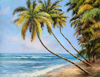 Tropical Beach Iii