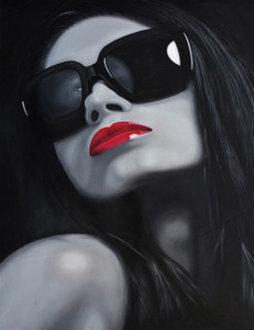 Woman With Sunglasses 4