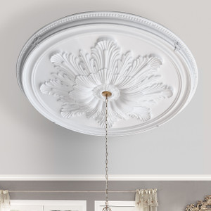 Grand Acanthus Round Ceiling Medallion