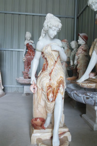 Lady Marble Fountain GE18573