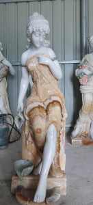 Lady Marble Fountain GE18614