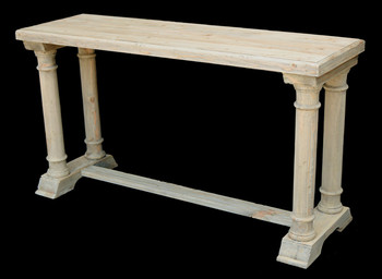 Coastal Cape May Console Table