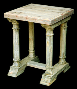 Coastal Cape May End Table