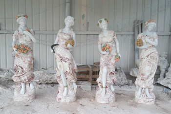 Four Seasons Statues GE18785