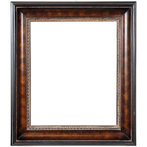 American Woods Frame 20X24 Dark Walnut Bronze