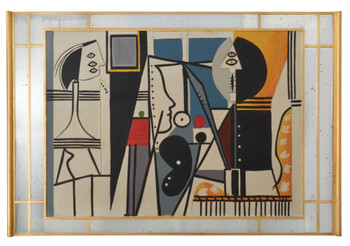Picasso Style Wall Art