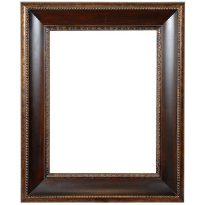 Manor Grande Frame 30X40 Old English Wood