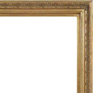 Prestige Frame 30X30 Antique Gold