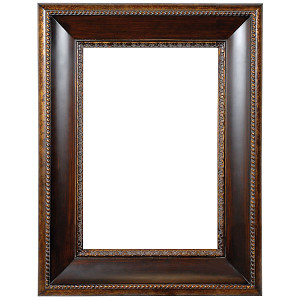 Manor Grande Frame 24X36 Old English Wood