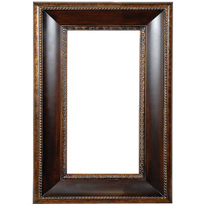 Manor Grande Frame 24X48 Old english wood