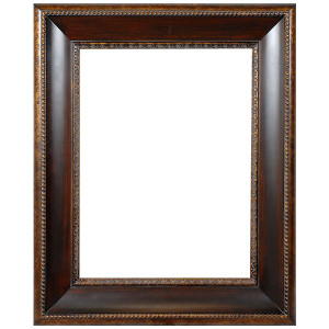 Manor Grande Frame 30X30 Old English Wood