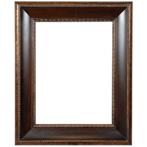 Manor Grande Frame 36X36 Old English Wood