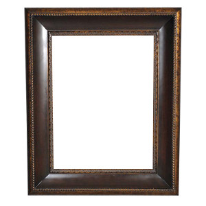Manor Grande Frame 36X48 Old English Wood