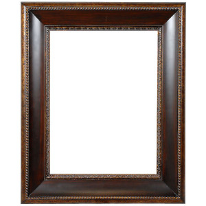 Manor Grande Frame 48X48 Old English Wood