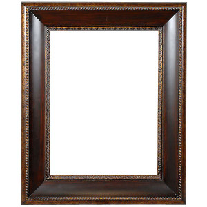 Manor Grande Frame 48X60 Old English Wood